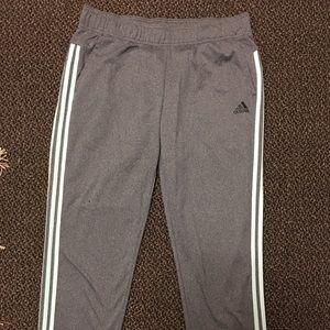 Adidas Cuffed Sweatpants (XL), worn once